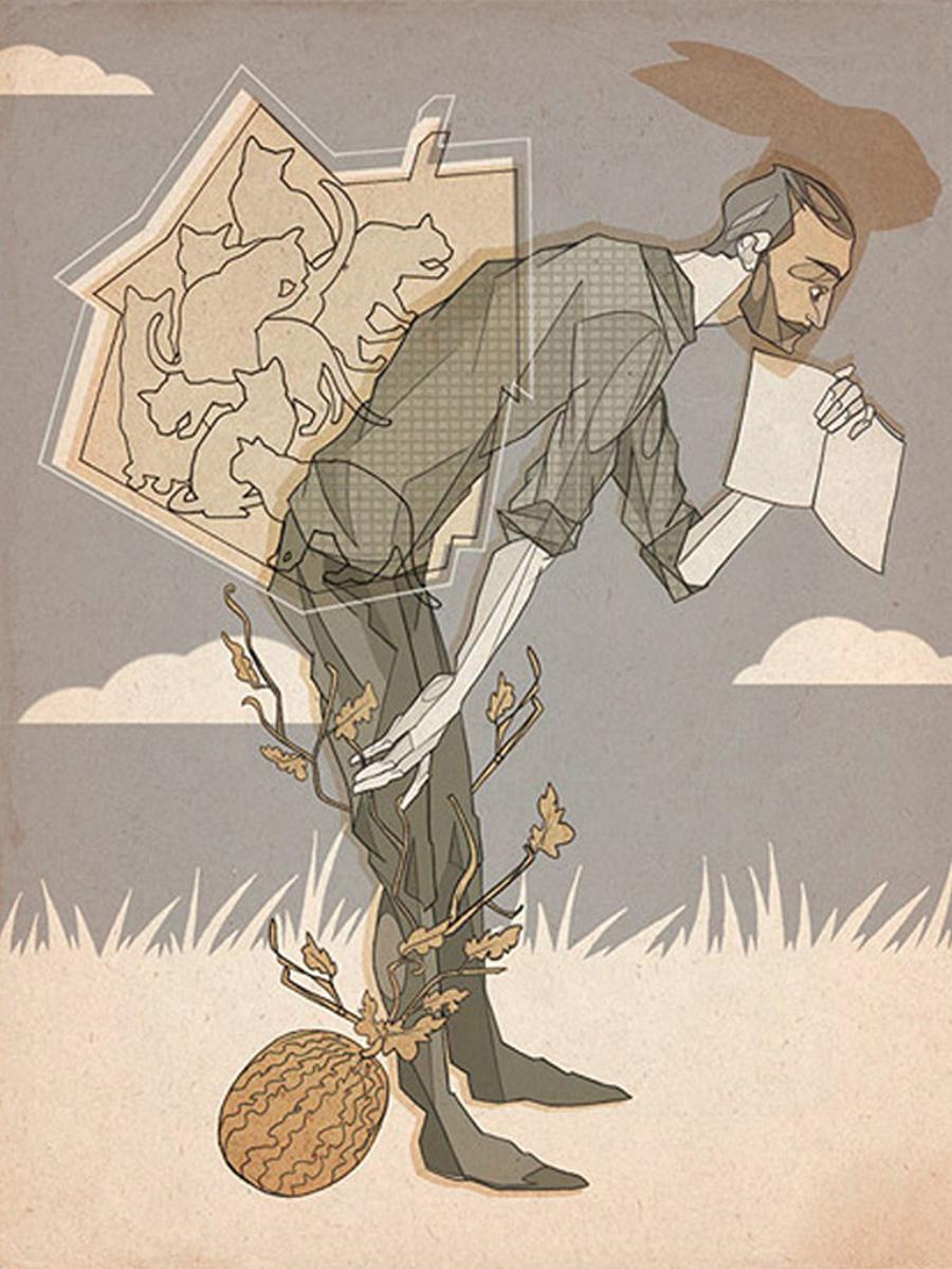 La ilustración de Javier Jubera