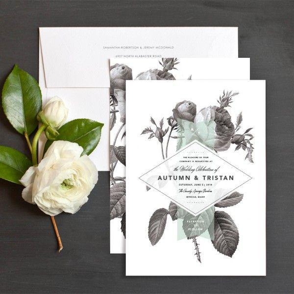 ¡Mis invitaciones de boda favoritas!