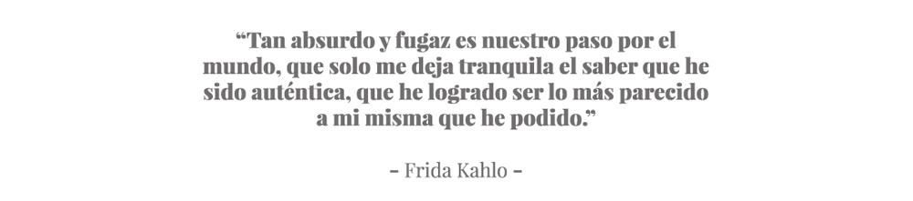 Frase Frida
